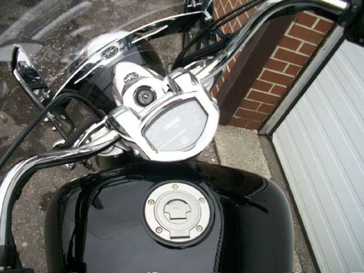 2007 Yamaha V Star 1300 Photo 9 of 11