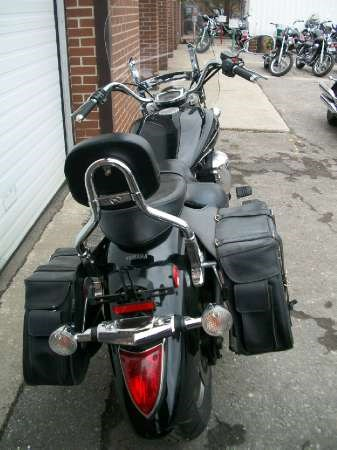 2007 Yamaha V Star 1300 Photo 11 of 11