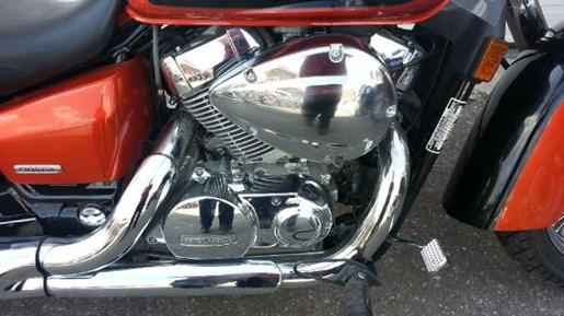2006 Honda Shadow Aero  (VT750) Photo 2 of 7