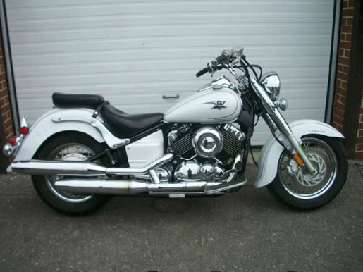 2009 Yamaha V-Star 650 Classic Photo 1 of 12