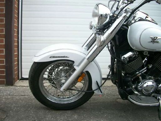 2009 Yamaha V-Star 650 Classic Photo 9 of 12