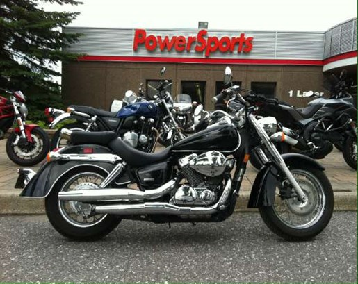 2008 Honda VT750C Shadow Aero Photo 1 of 3