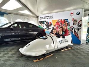 BMW Motorrad Summer Fest FamilyBobsled