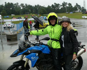 BMW Motorrad Summer Fest Rain Friends