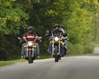 Motorcycling in Ontario