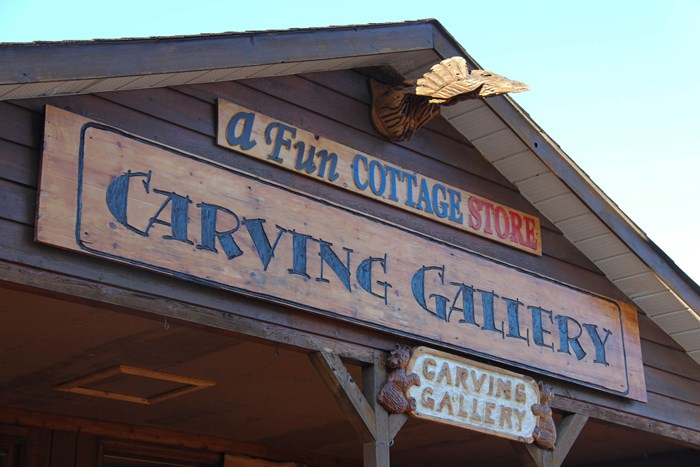 Carving Gallery