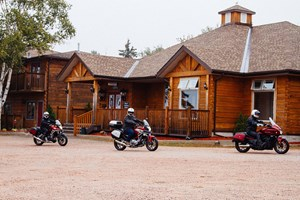 the road less travelled lodge