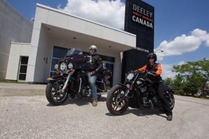 Ultimate Harley Deeley