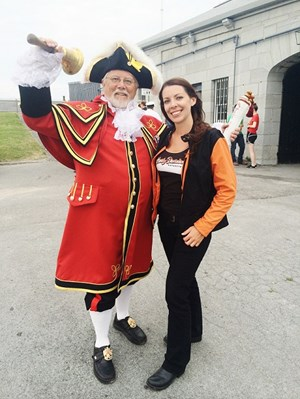 Ultimate Harley Town Crier