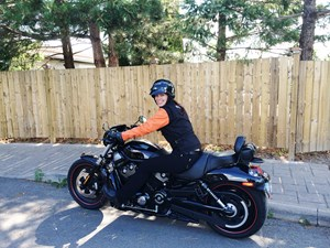 Ultimate Harley V Rod