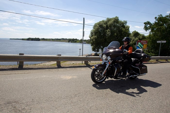 Ultimate Harley Electra Glide