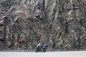 bmw K1600GTL rock