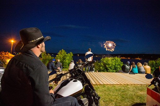 larry berrio bikers reunion temiskaming shores (1)