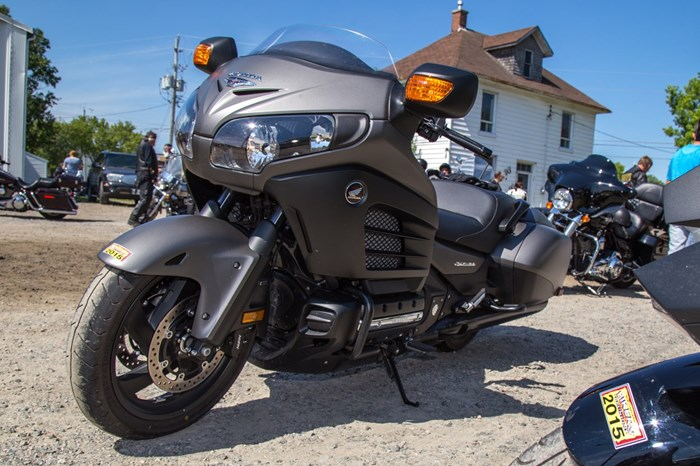 2015 honda motorcycle