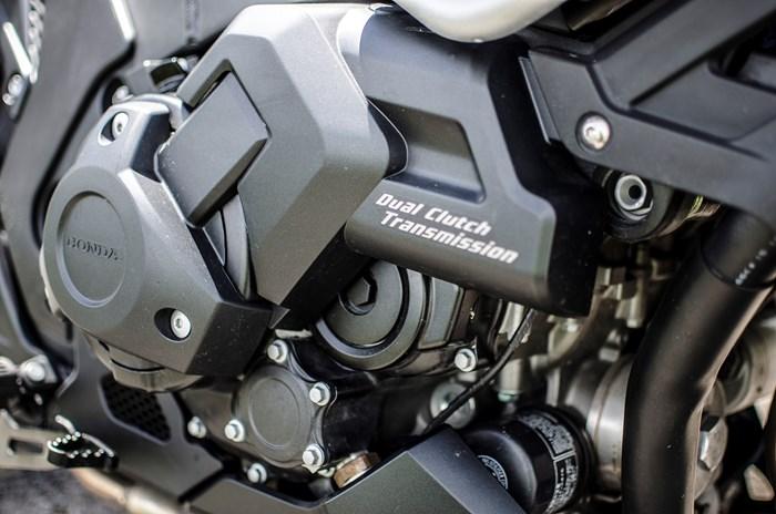 2017 Honda VFR1200X Dual Clutch Transmission