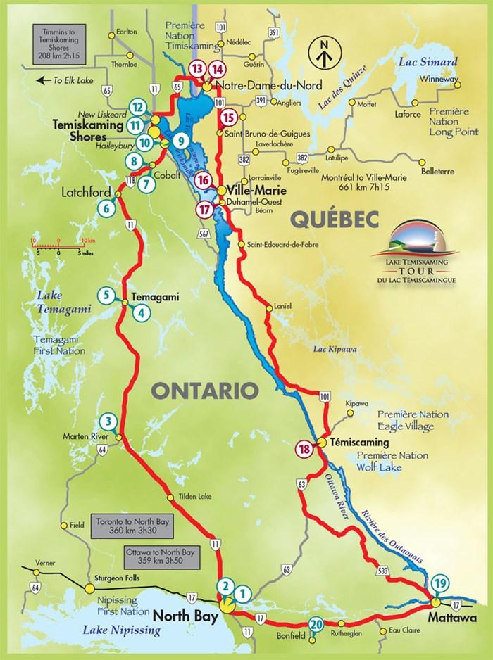 Lake Temiskaming  Loop Tour (4)