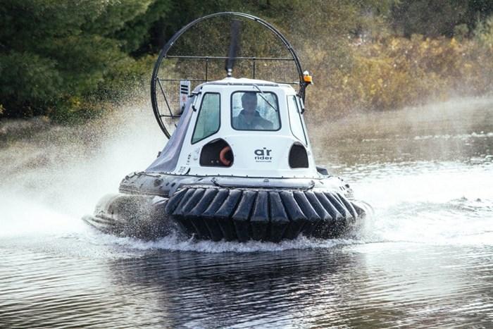 MG 8409-8-Air Rider 45 Ranger Hovercraft-Parry Sound-Virgil Knapp