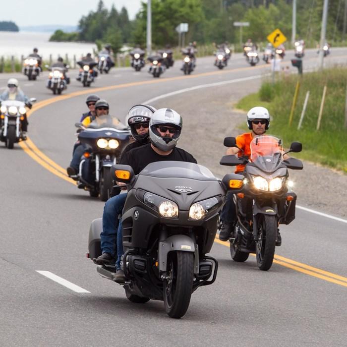 bikers reunion