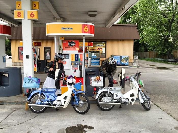 mad bastard gas