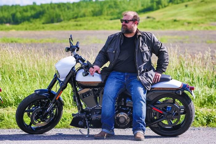 mike jacobs 2016 harley davidson ontario motorcycle touring (1)
