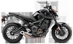 Yamaha FZ-09 Metallic Black 2016