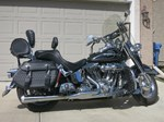 Harley-Davidson Heritage Softail Classic 2009