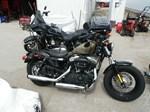 Harley-Davidson Sportster Forty-Eight 2013
