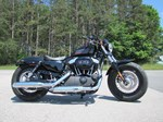 Harley-Davidson XL1200X - SPORTSTER FORTY EIGHT 2014
