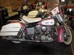 Harley-Davidson FLH - Electra Glide 1966