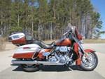 Harley-Davidson FLHTKSE - CVO ELECTRA GLIDE ULTRA LIMITED 2014