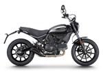 Ducati Scrambler Sixty2 Shining Black 2016