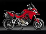 Ducati Multistrada 1200 S Touring Package 2016