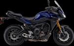 Yamaha FJ-09 ABS Dark Purplish Metallic Blue 2017