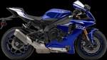 2017 Yamaha YZF-R1 ABS Deep Purplish Metallic Blue
