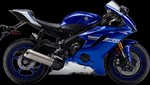 Yamaha YZF-R6 ABS Yamaha Blue 2017