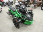 Can-Am Spyder® RS-S SE5 2012