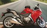Honda VFR®1200FA 2010