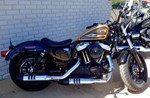 Harley-Davidson XL1200X - Sportster® Forty-Eight® 2016