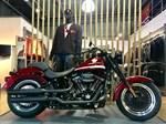 Harley-Davidson FLSTFBS - Fat Boy® S 2017