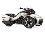 Can-Am Spyder F3-T SE6 Pearl White 2017
