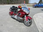 Honda GL1800 Gold Wing 2002