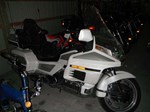 Honda Gold Wing SE 2000
