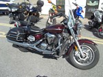 Yamaha V-Star 1300 Tourer 2008