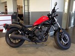 Honda Rebel 500 ABS Millennium Red 2017