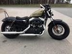 Harley-Davidson XL1200X - Sportster 48 2013