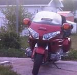 Honda gl1800 2008