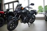 Honda CB500X Matte Gunpowder Black Metallic 2017