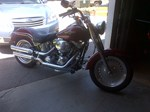 Harley-Davidson Fat Boy 2007
