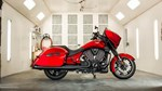 Victory Motorcycles CROSS COUNTRY / 53$/sem garantie 3 ans 2017