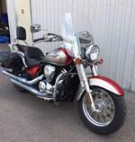2007 Kawasaki Vulcan® 900 Classic LT